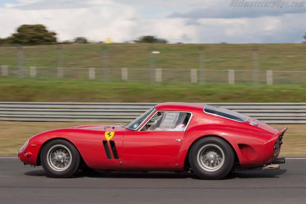 Ferrari 250 GTO - Chassis: 4115GT  - 2012 Le Mans Classic