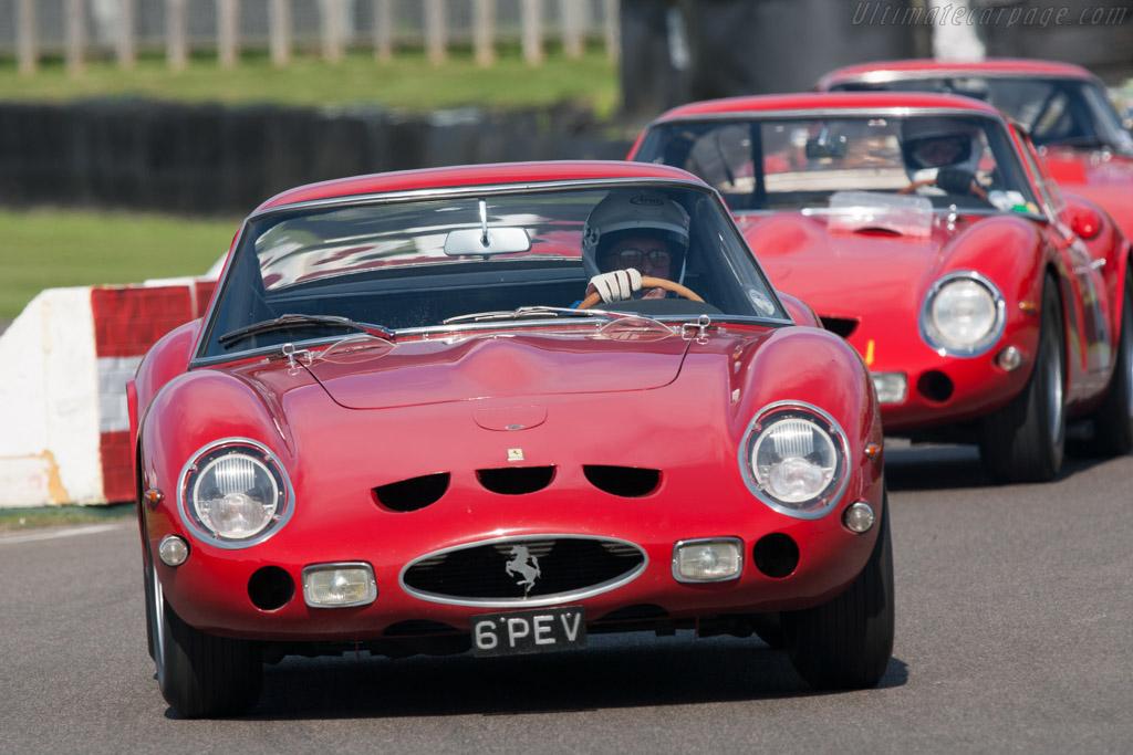Ferrari 250 GTO - Chassis: 4115GT  - 2012 Goodwood Revival
