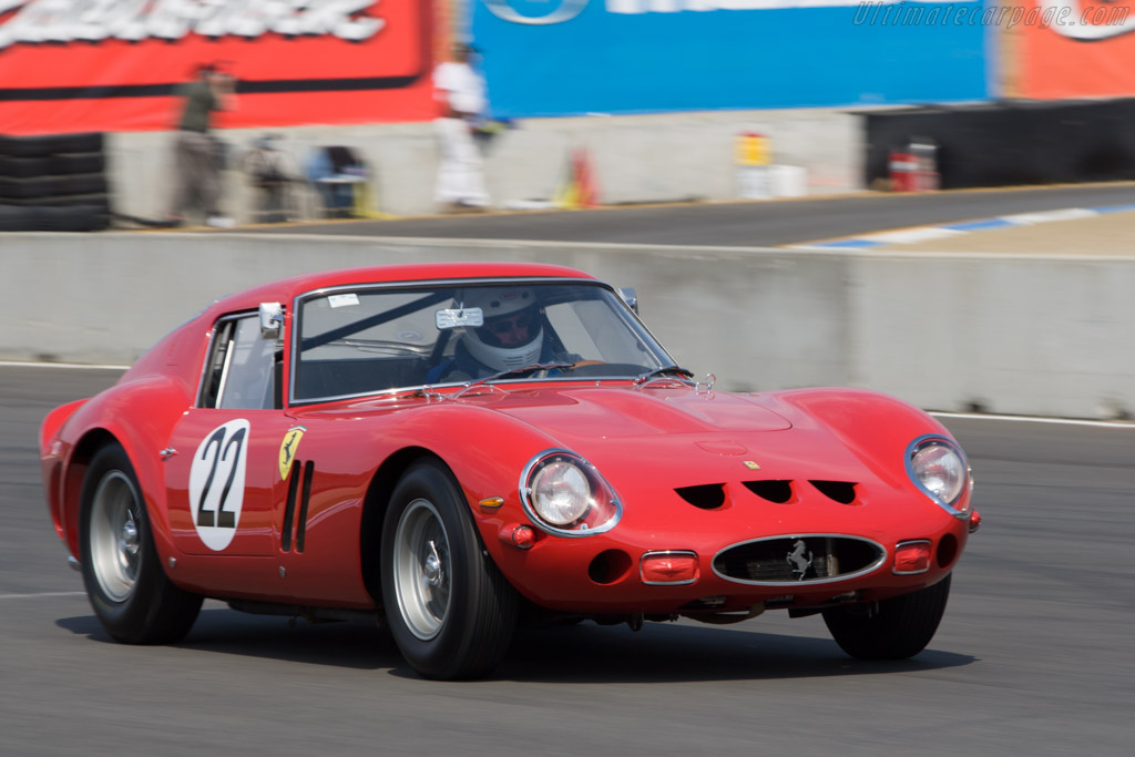 Ford 250 2018 >> Ferrari 250 GTO - Chassis: 3943GT - 2008 Monterey Historic Automobile Races