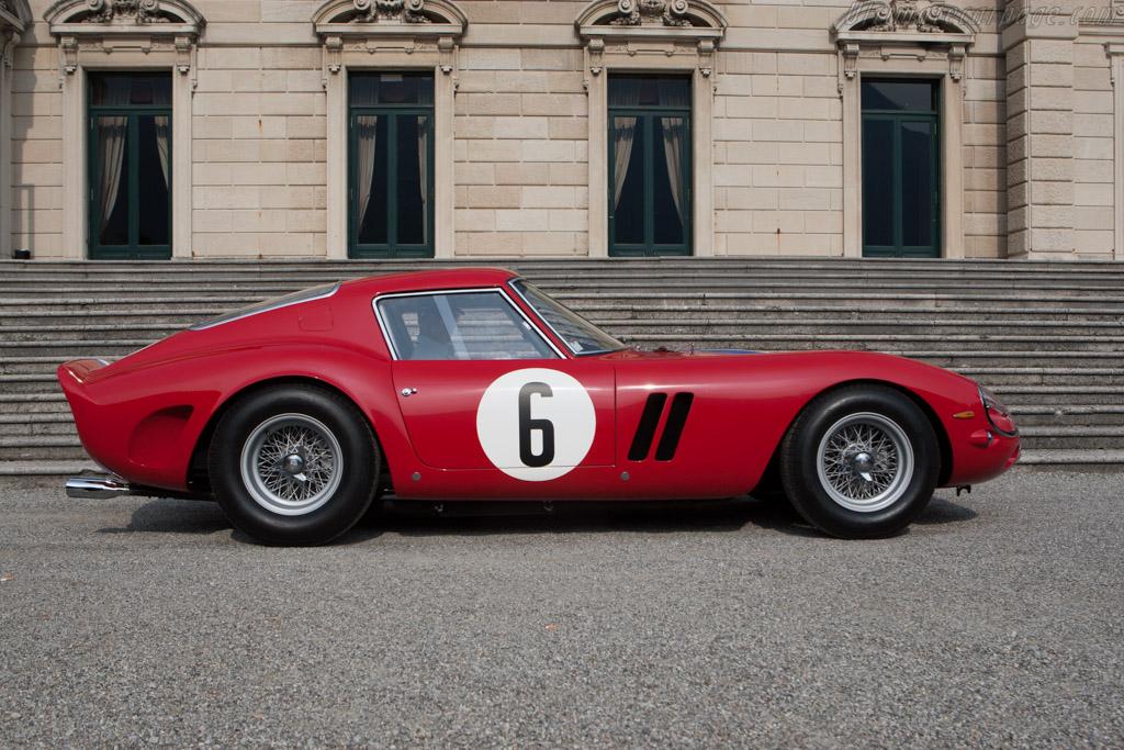 Ferrari 250 GTO - Chassis: 3943GT   - 2012 Concorso d'Eleganza Villa d'Este