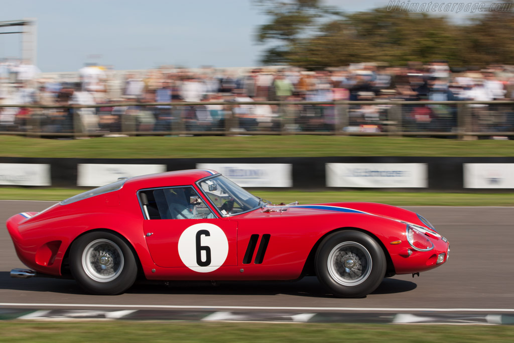 Ferrari 250 Gto Chassis 3943gt 2012 Goodwood Revival
