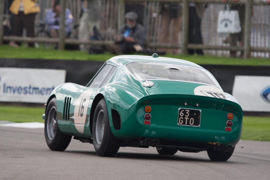 Ferrari 250 GTO - Chassis: 3767GT   - 2010 Goodwood Revival