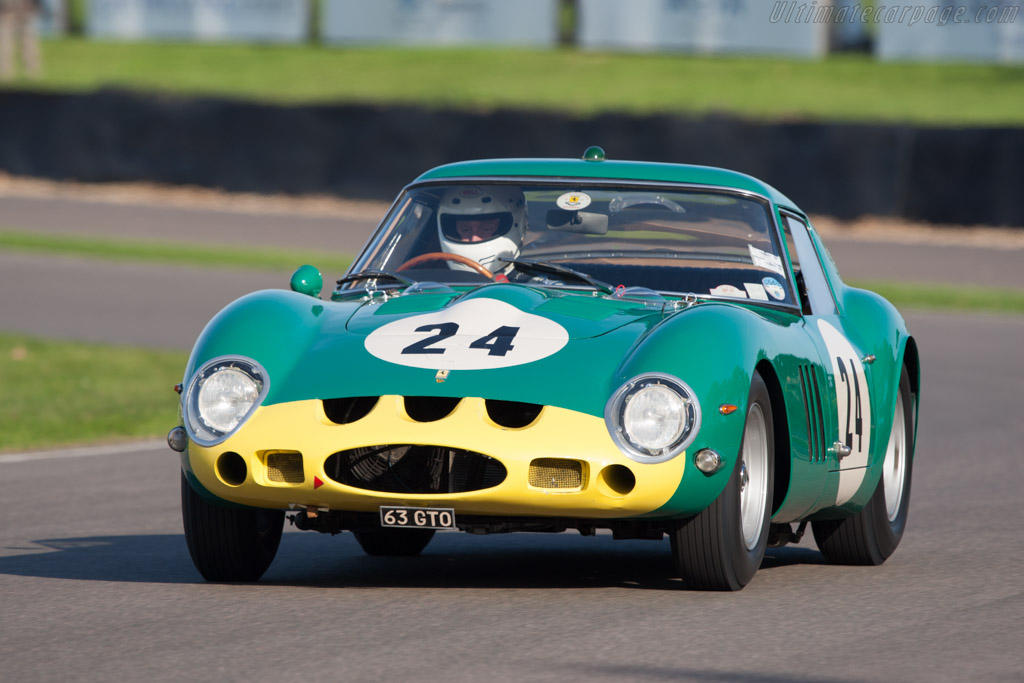 Ferrari 250 GTO - Chassis: 3767GT   - 2011 Goodwood Revival