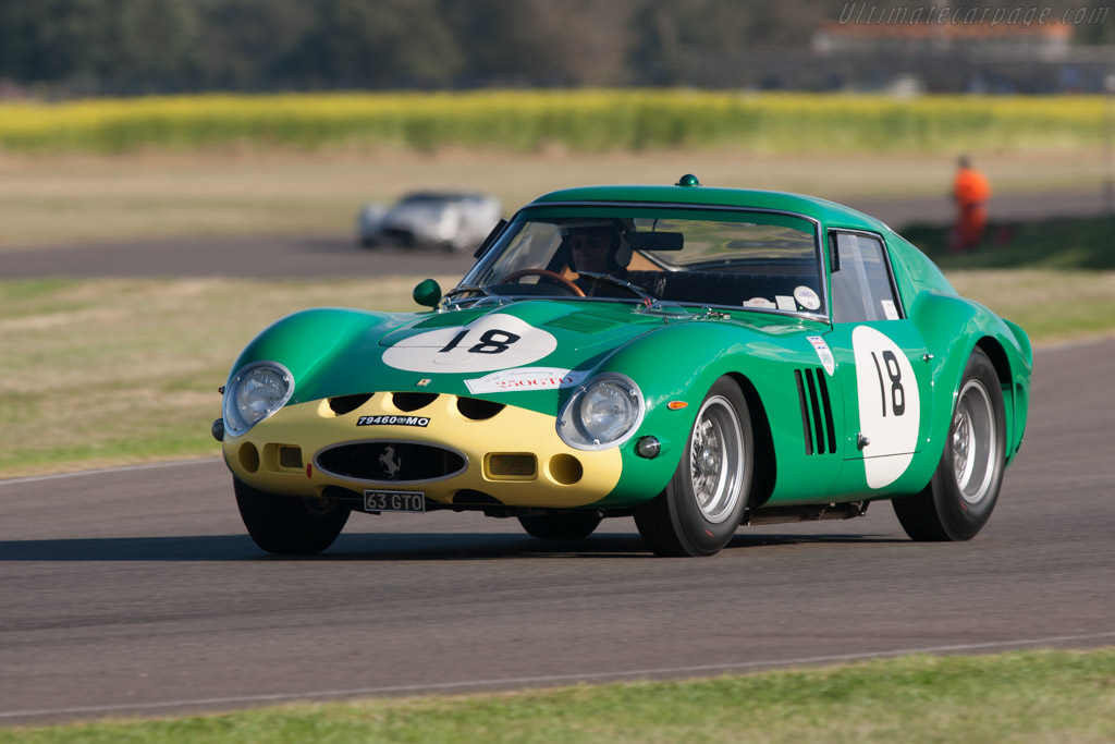 Ferrari 250 GTO - Chassis: 3767GT   - 2012 Goodwood Revival