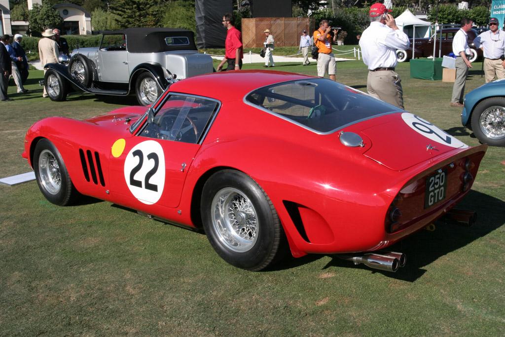 Ferrari 250 GTO - Chassis: 3757GT   - 2007 Pebble Beach Concours d'Elegance