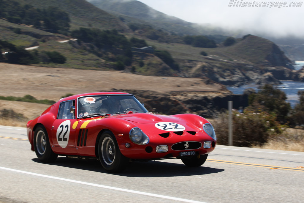 Ferrari 250 GTO - Chassis: 3757GT   - 2007 Pebble Beach Concours d'Elegance