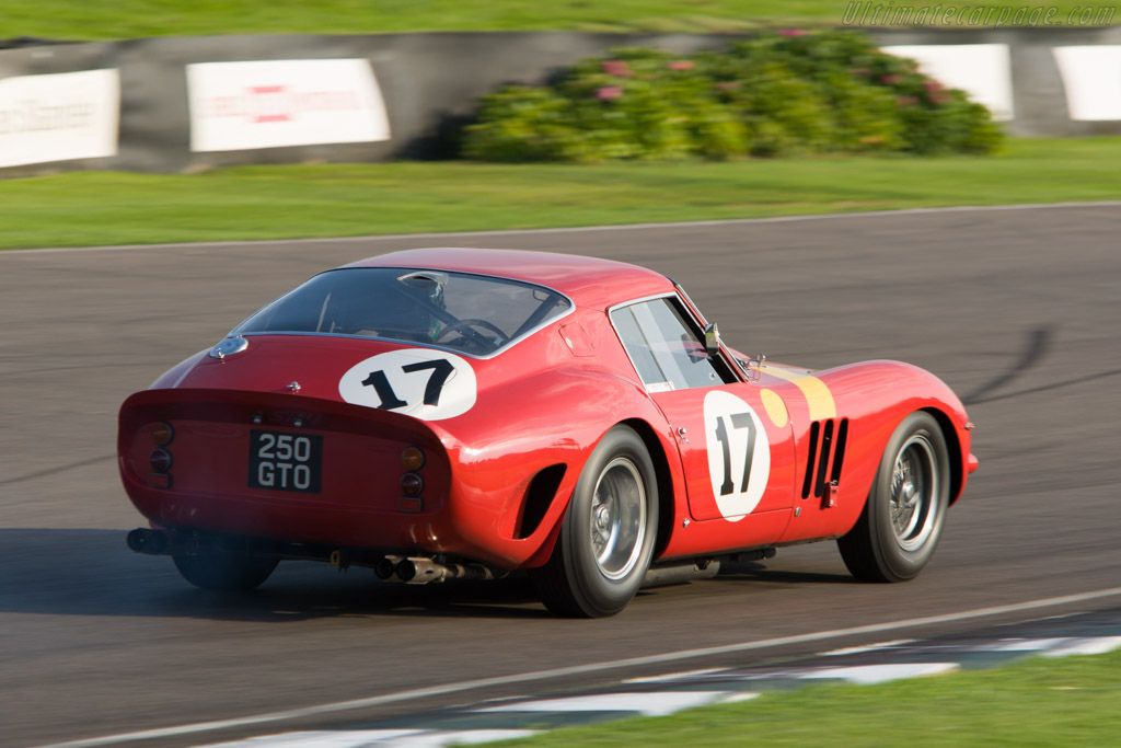 Ferrari 250 GTO - Chassis: 3757GT   - 2008 Goodwood Revival