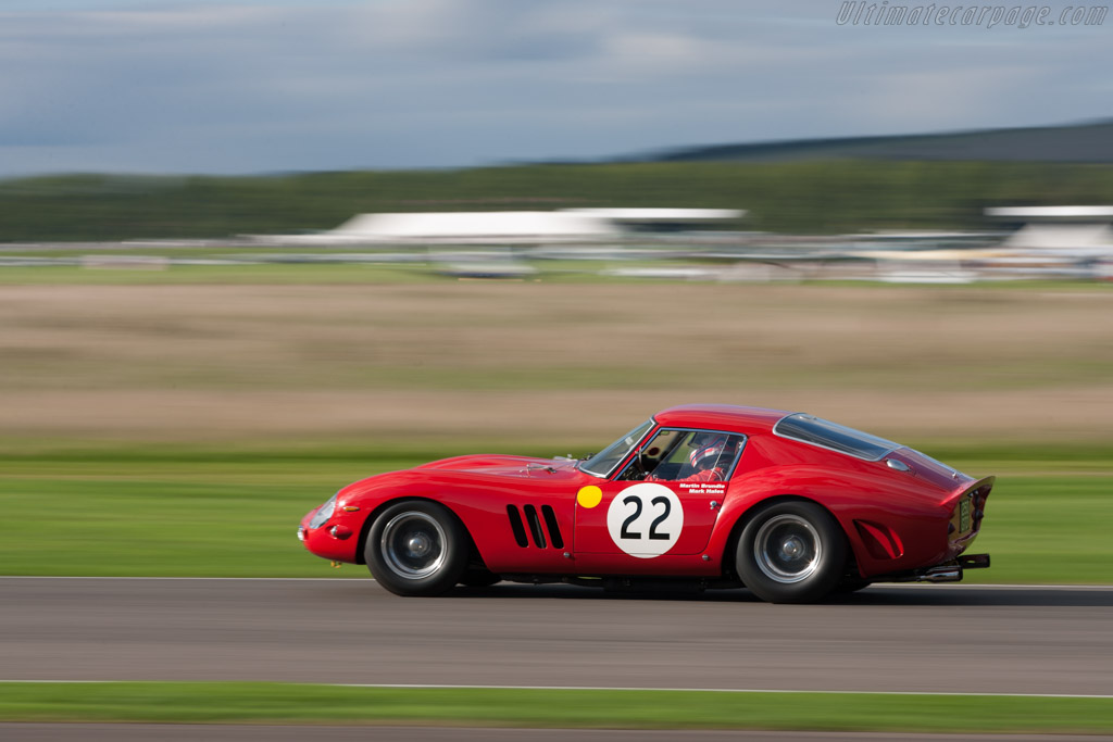 Ferrari 250 Gto Chassis 3757gt 2010 Goodwood Revival