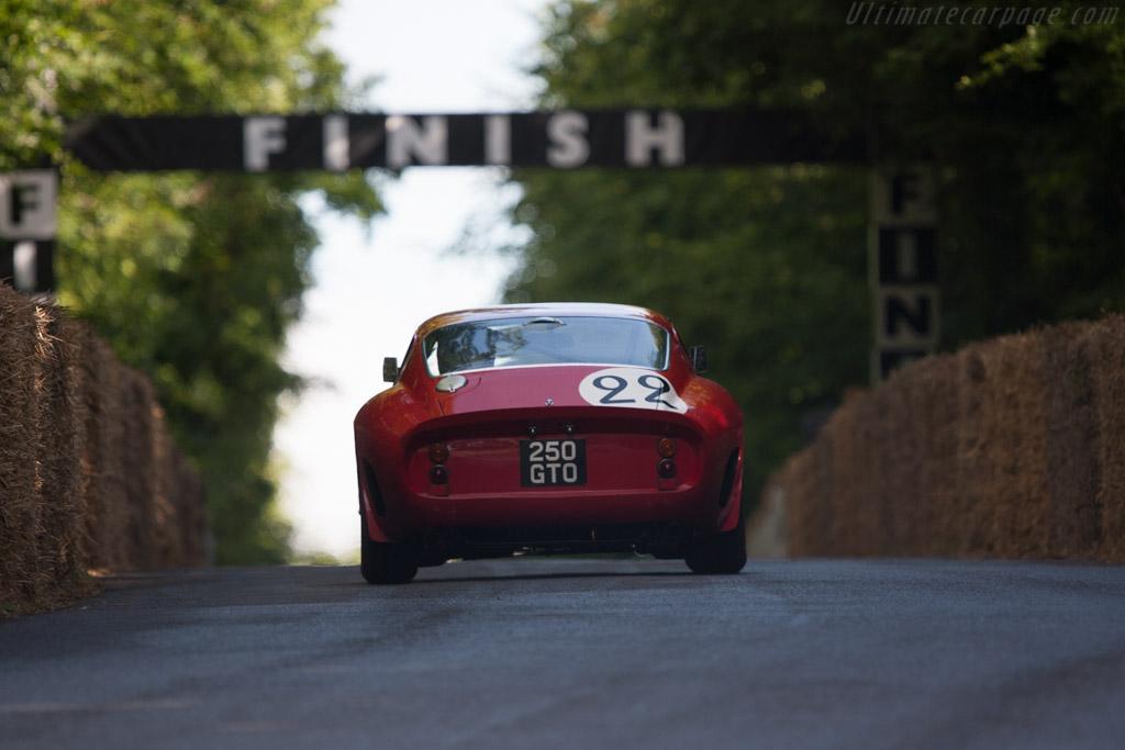 Ferrari 250 GTO - Chassis: 3757GT  - 2012 Goodwood Festival of Speed