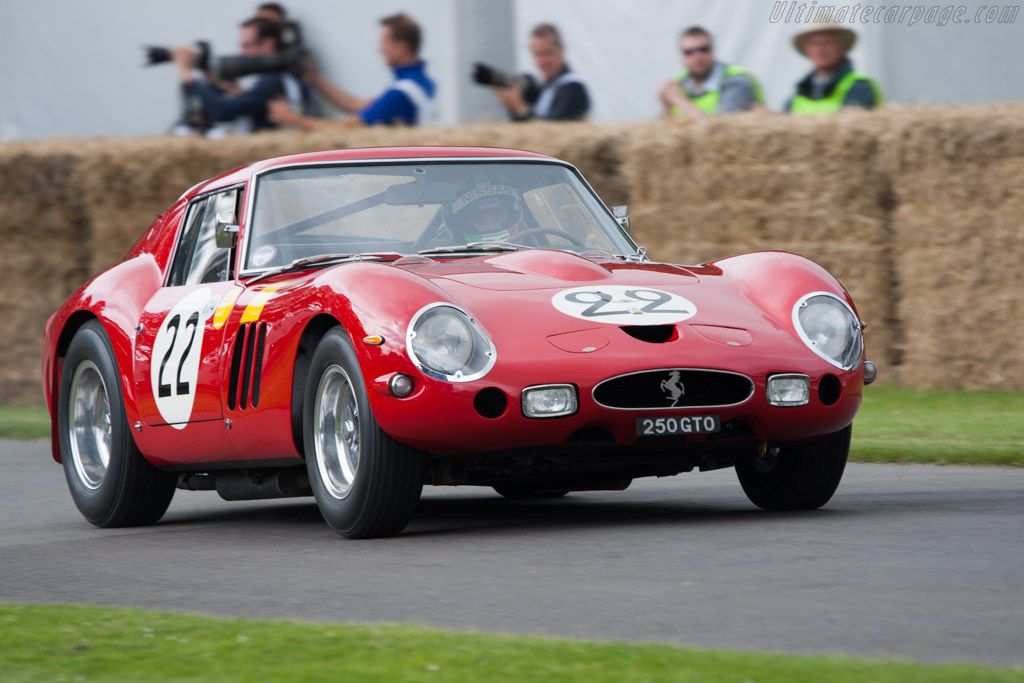 Ferrari 250 GTO - Chassis: 3757GT   - 2012 Goodwood Festival of Speed