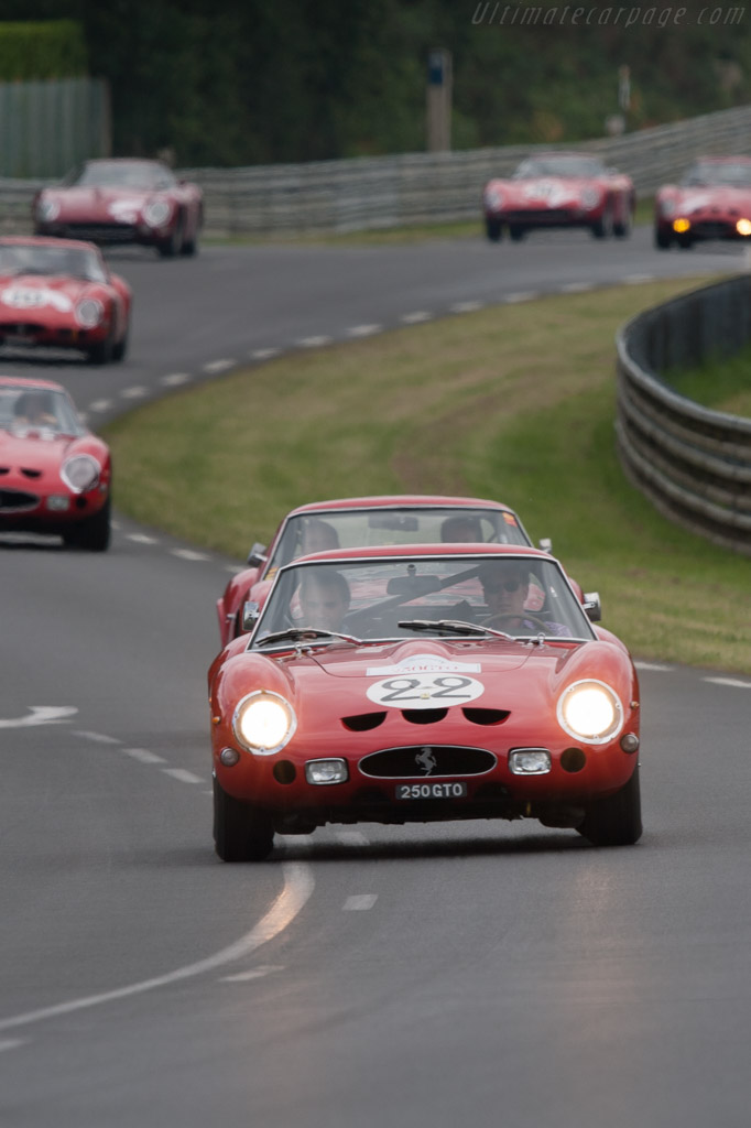 Ferrari 250 GTO - Chassis: 3757GT  - 2012 Le Mans Classic