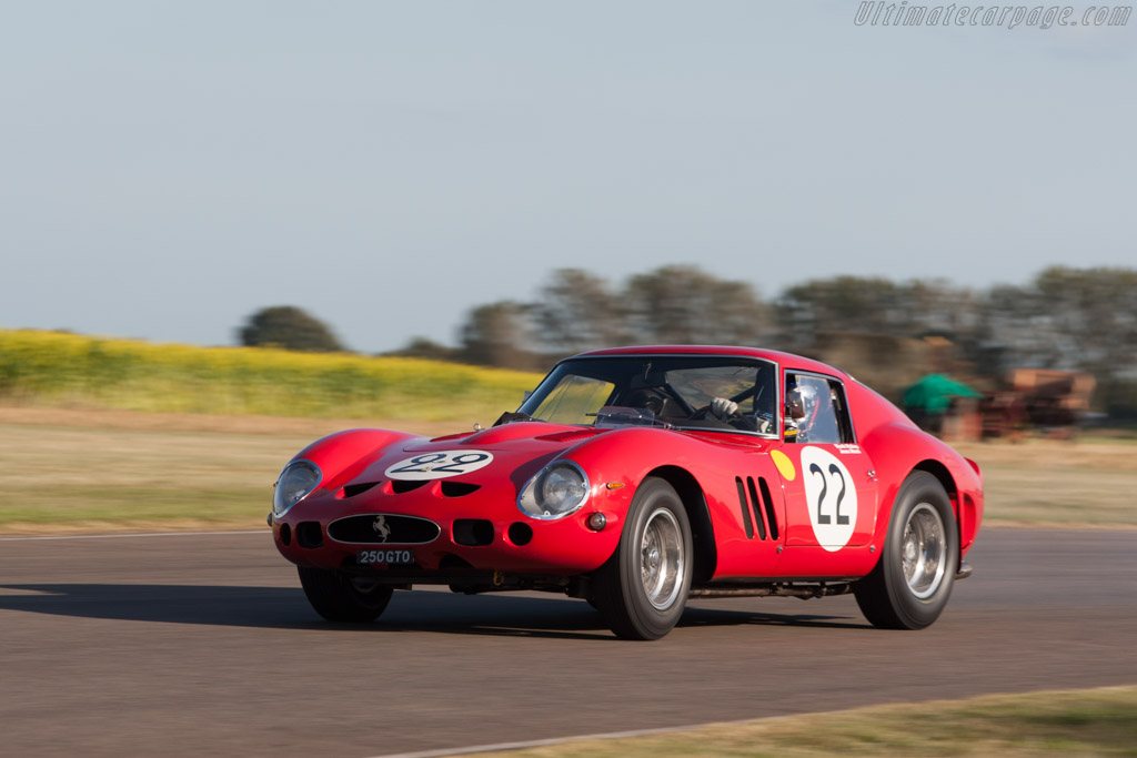 Ferrari 250 GTO - Chassis: 3757GT   - 2012 Goodwood Revival