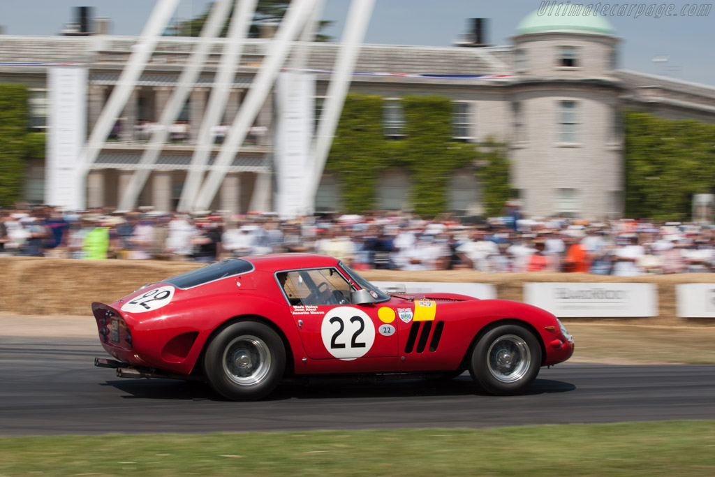 Ferrari 250 GTO - Chassis: 3757GT   - 2013 Goodwood Festival of Speed