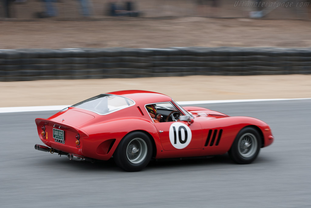 Ferrari 250 GTO - Chassis: 3729GT  - 2011 Monterey Motorsports Reunion