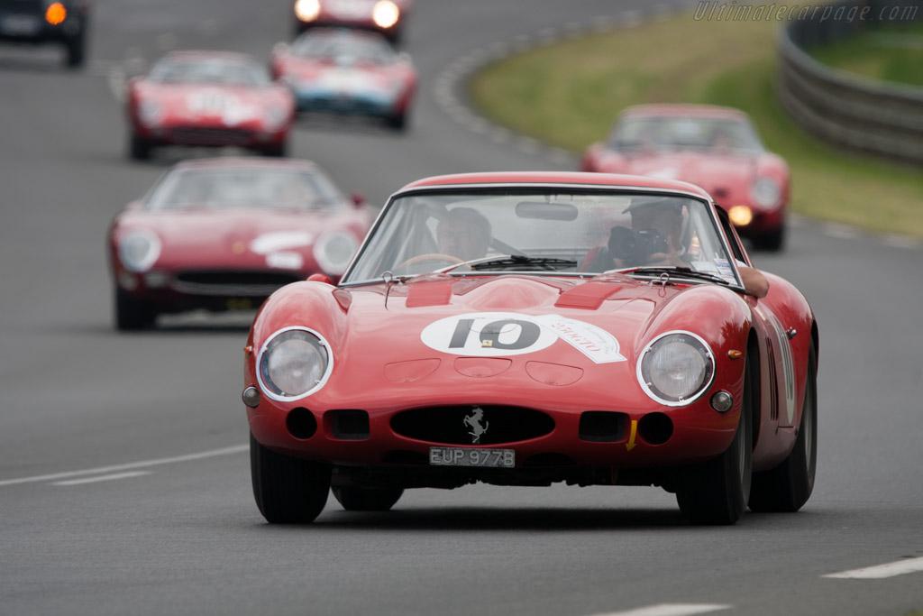 Ferrari 250 GTO - Chassis: 3729GT   - 2012 Le Mans Classic