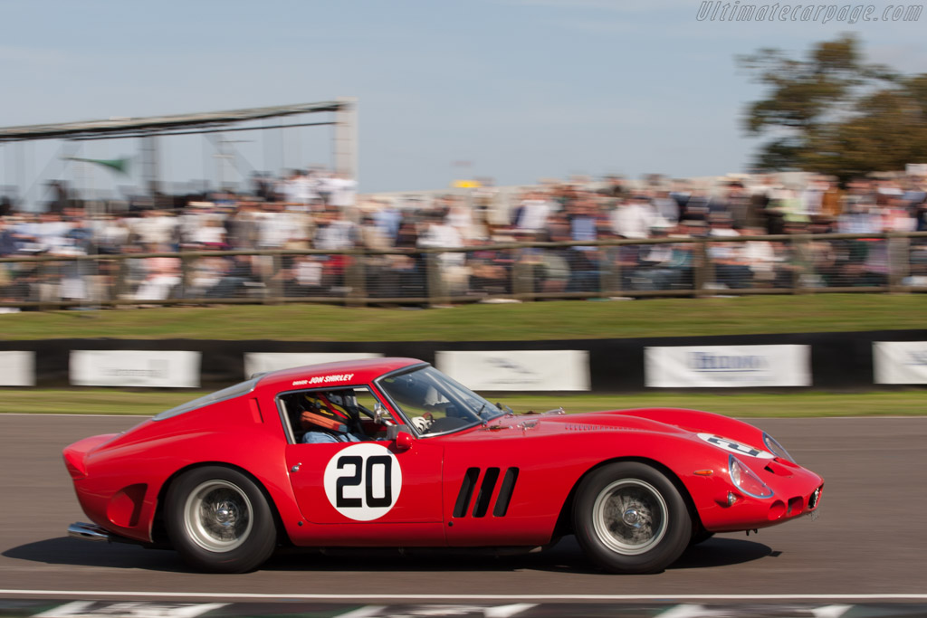 Ferrari 250 GTO - Chassis: 3729GT   - 2012 Goodwood Revival