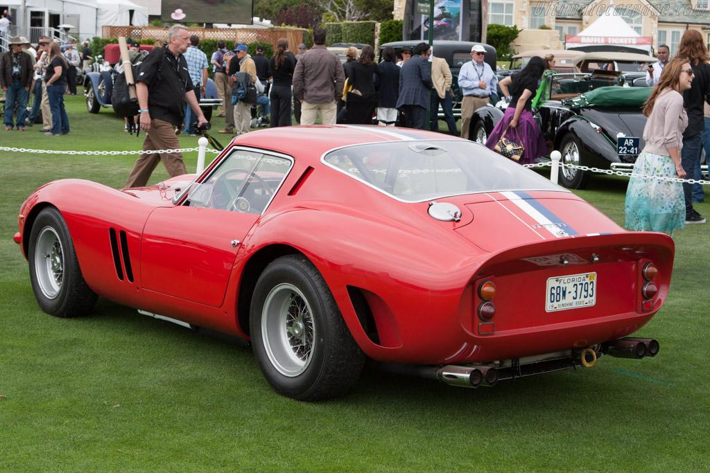 Ferrari 250 GTO - Chassis: 3705GT   - 2011 Pebble Beach Concours d'Elegance