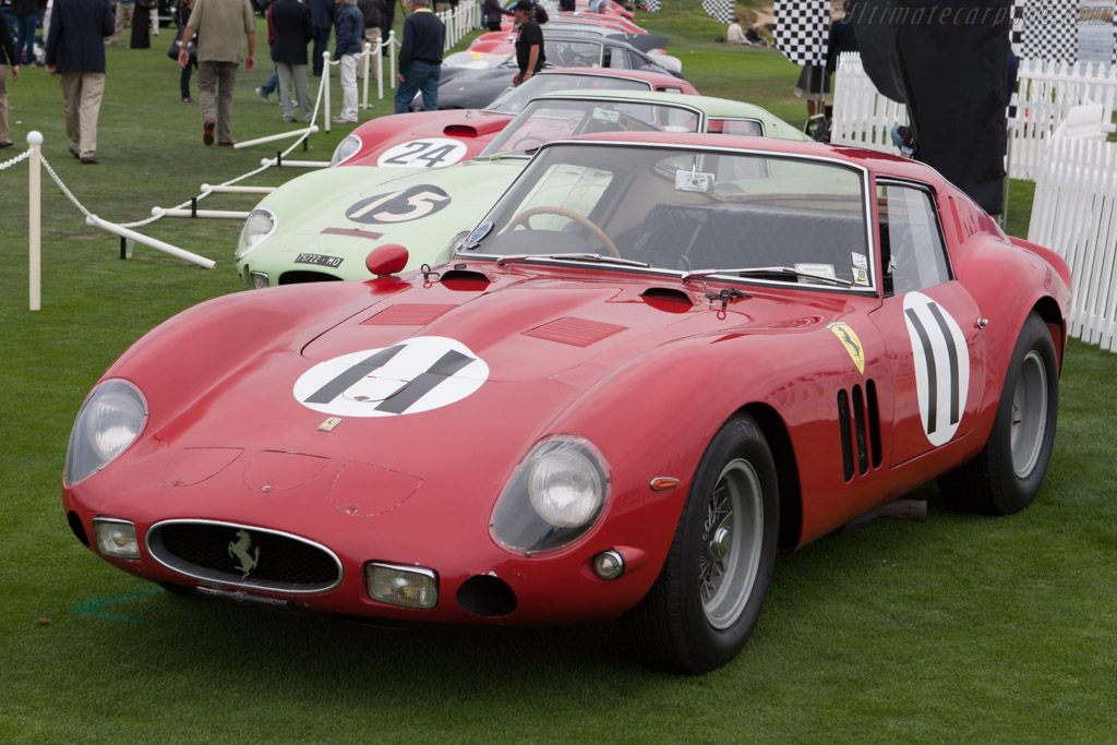 Ferrari 250 GTO - Chassis: 3647GT   - 2011 Pebble Beach Concours d'Elegance