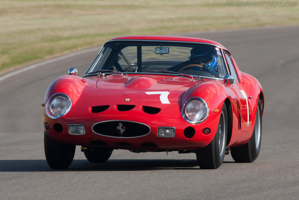 Ferrari 250 GTO - Chassis: 3607GT  - 2012 Goodwood Revival