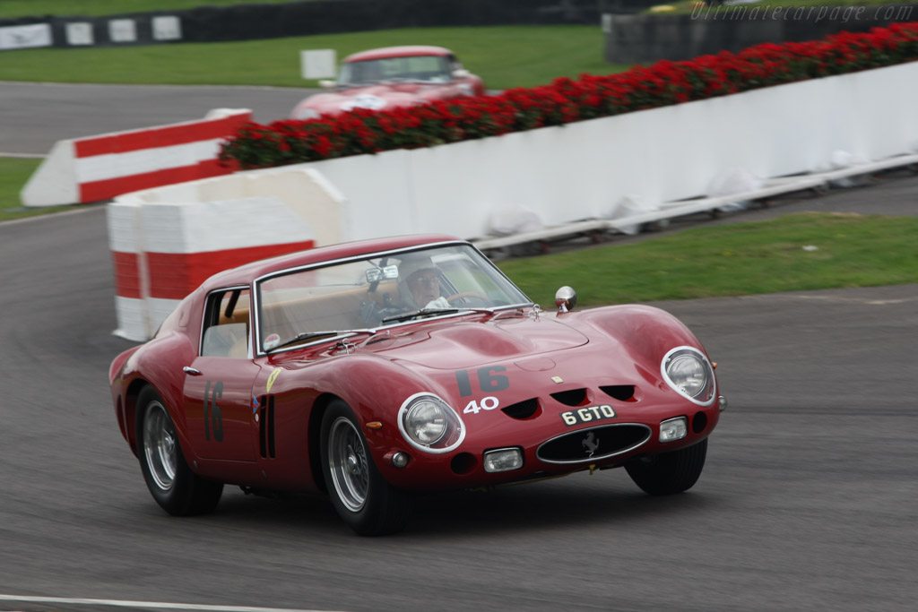 Ferrari 250 GTO - Chassis: 3527GT   - 2007 Goodwood Revival