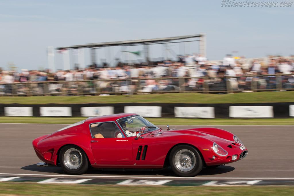 Ferrari 250 GTO - Chassis: 3527GT   - 2012 Goodwood Revival