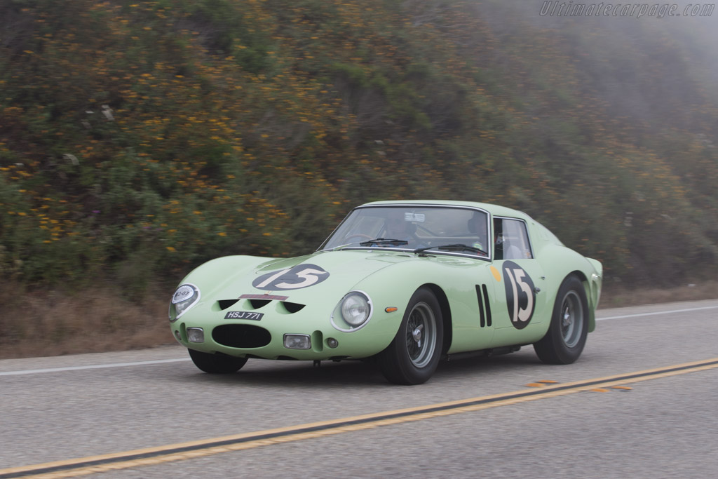 Ferrari 250 GTO - Chassis: 3505GT   - 2011 Pebble Beach Concours d'Elegance