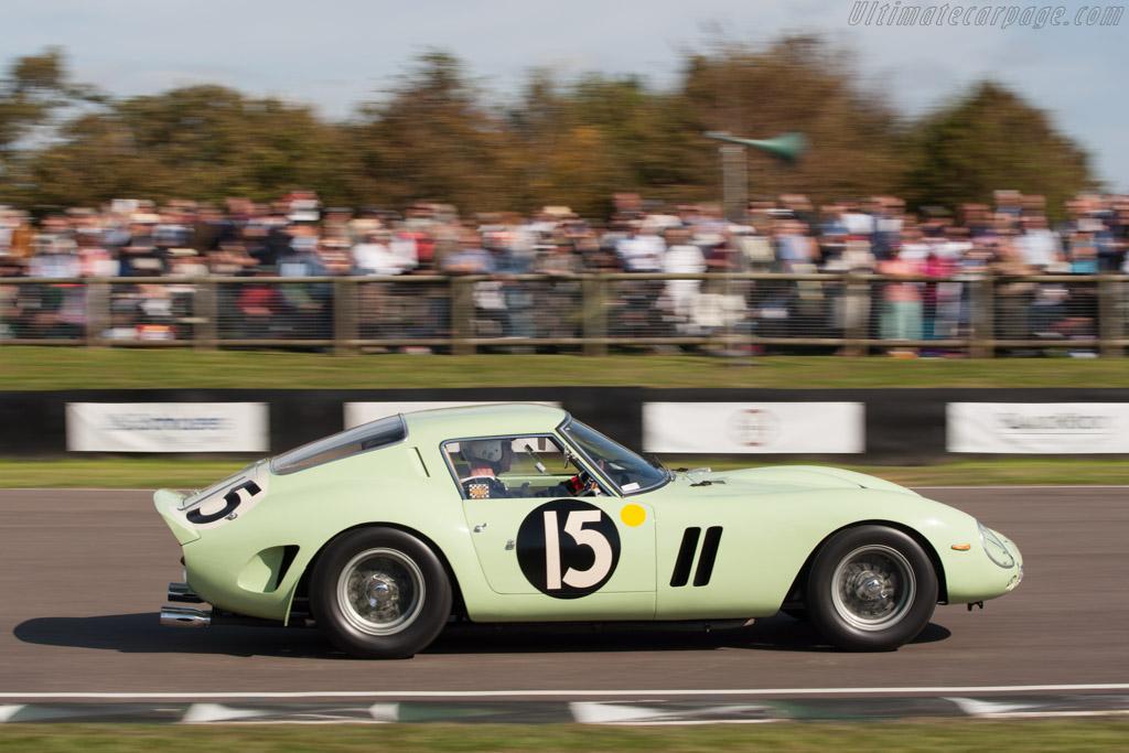 Ferrari 250 GTO - Chassis: 3505GT  - 2012 Le Mans Classic