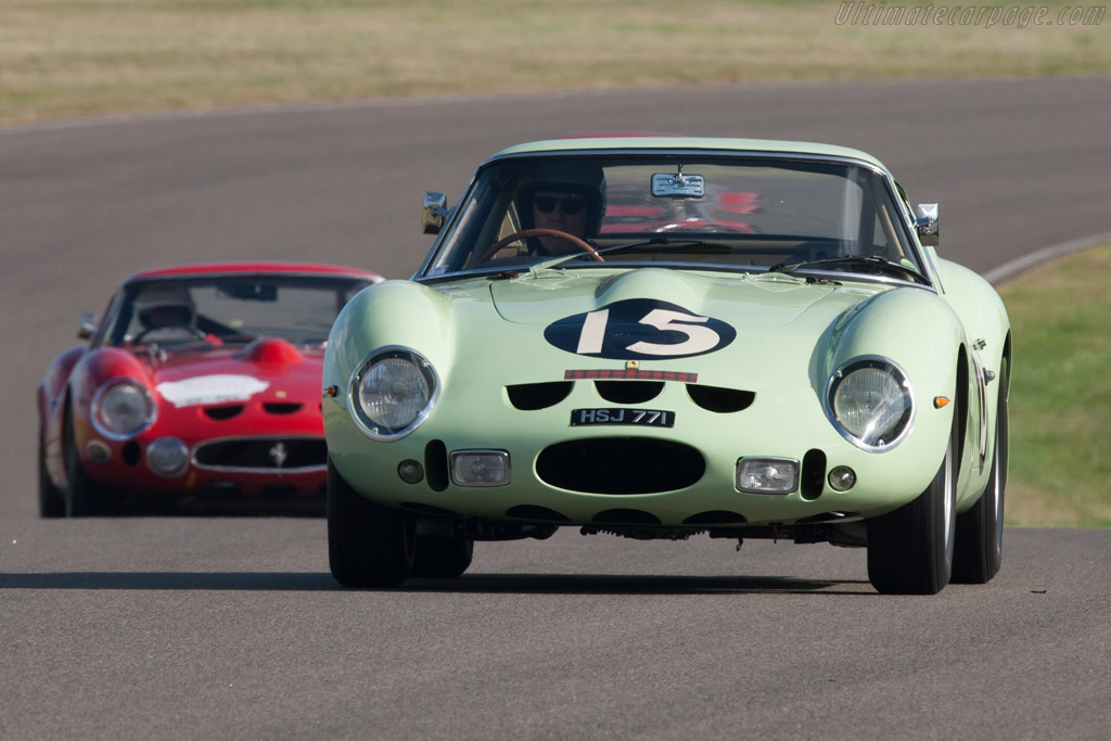 Ferrari 250 GTO - Chassis: 3505GT   - 2012 Goodwood Revival