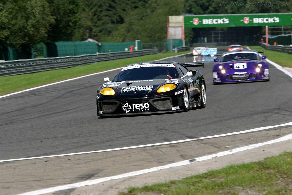 Ferrari 360 GT - Chassis: 2004  - 2004 Le Mans Endurance Series Spa 1000 km