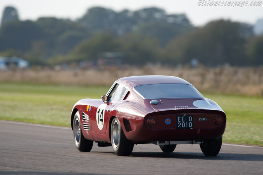 Ferrari 250 GT SWB Drogo Coupe - Chassis: 2445GT   - 2011 Goodwood Revival