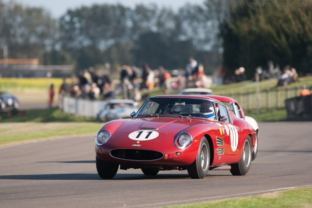 Ferrari 250 GT SWB Drogo Coupe - Chassis: 2445GT   - 2012 Goodwood Revival