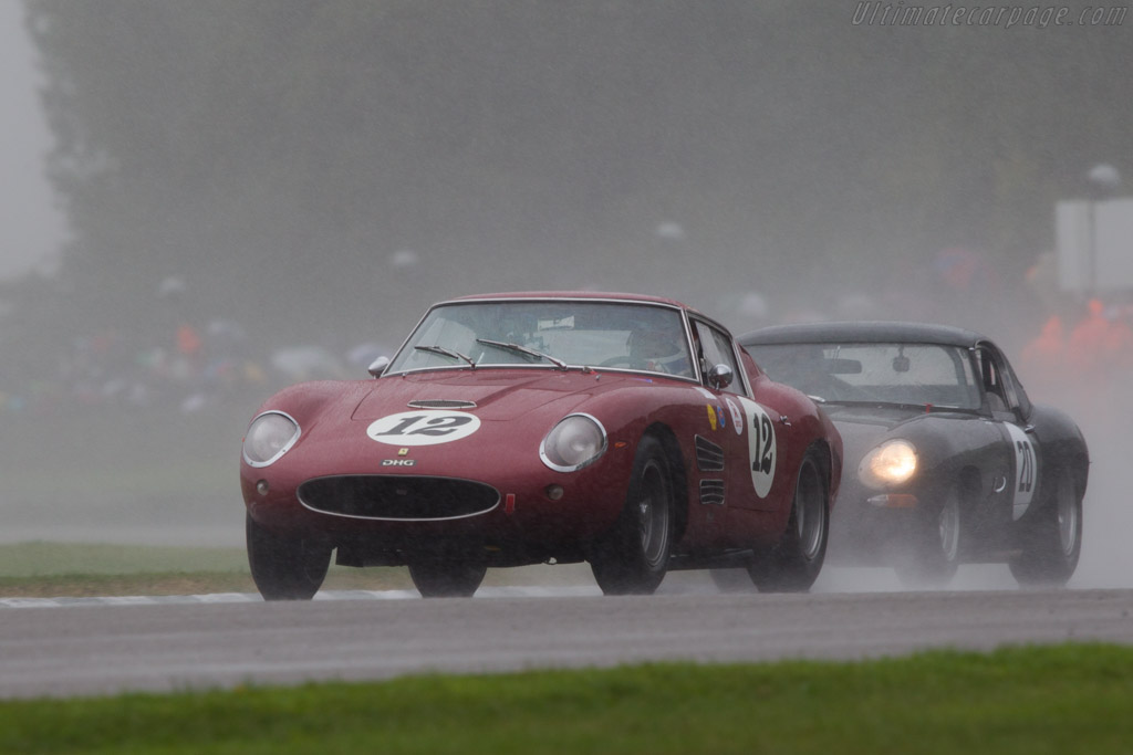 Click here to open the Ferrari 250 GT SWB Drogo Coupe gallery