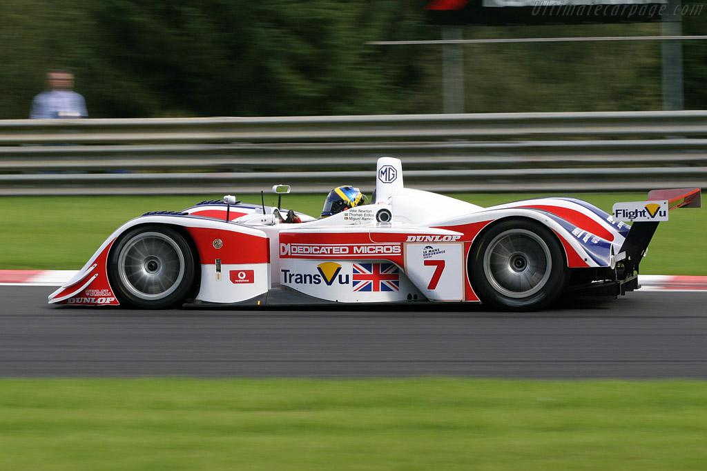 MG Lola EX257 - Chassis: HU MG LMP 002   - 2004 Le Mans Endurance Series Spa 1000 km