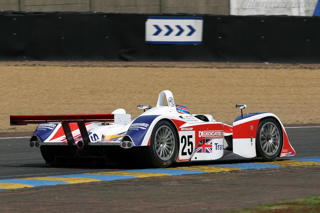 MG Lola EX257