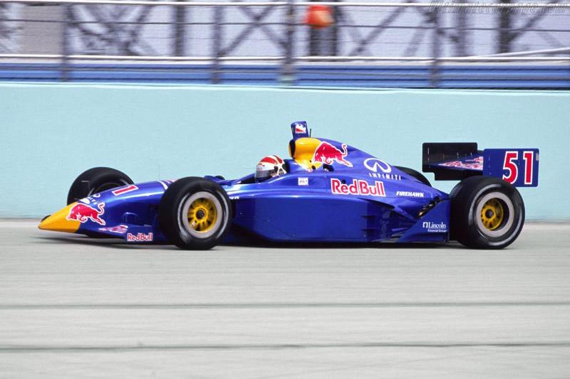 Click here to open the Dallara Infiniti IRL 2002 gallery