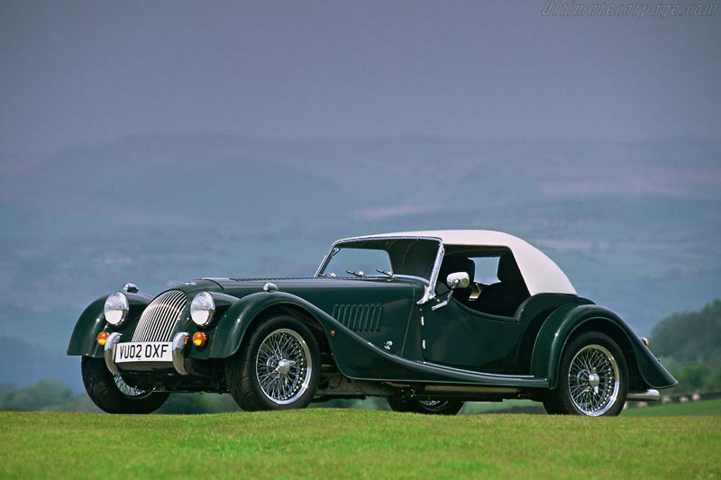 Click here to open the Morgan Plus 8 Le Mans '62 Edition gallery
