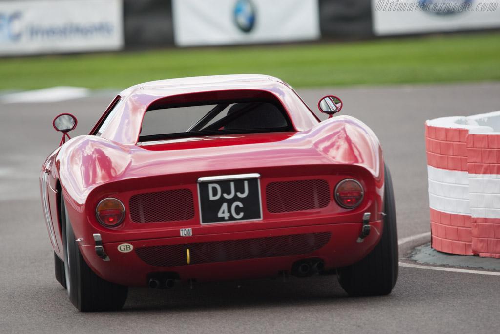 Ferrari 250 LM - Chassis: 6051  - 2010 Goodwood Revival