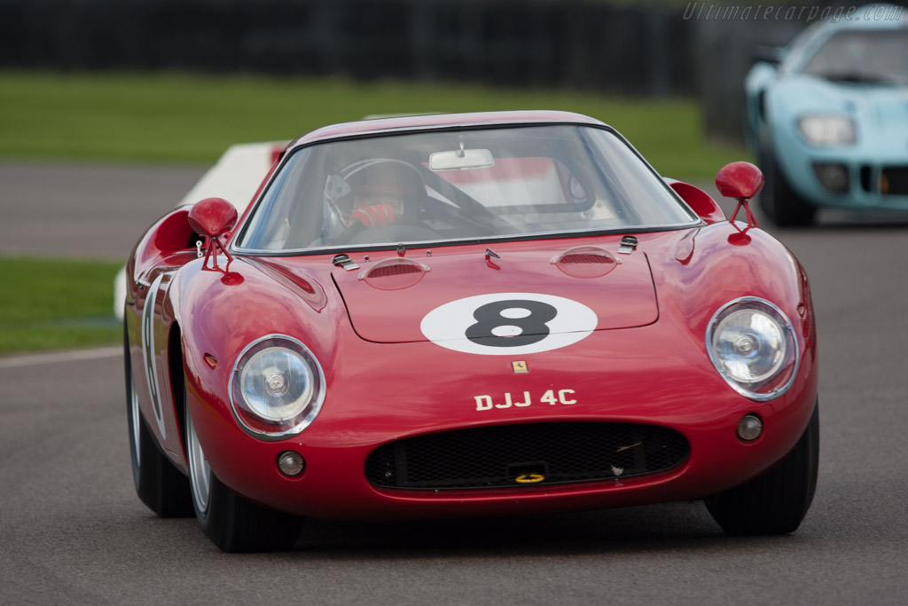 Ferrari 250 LM - Chassis: 6051   - 2010 Goodwood Revival