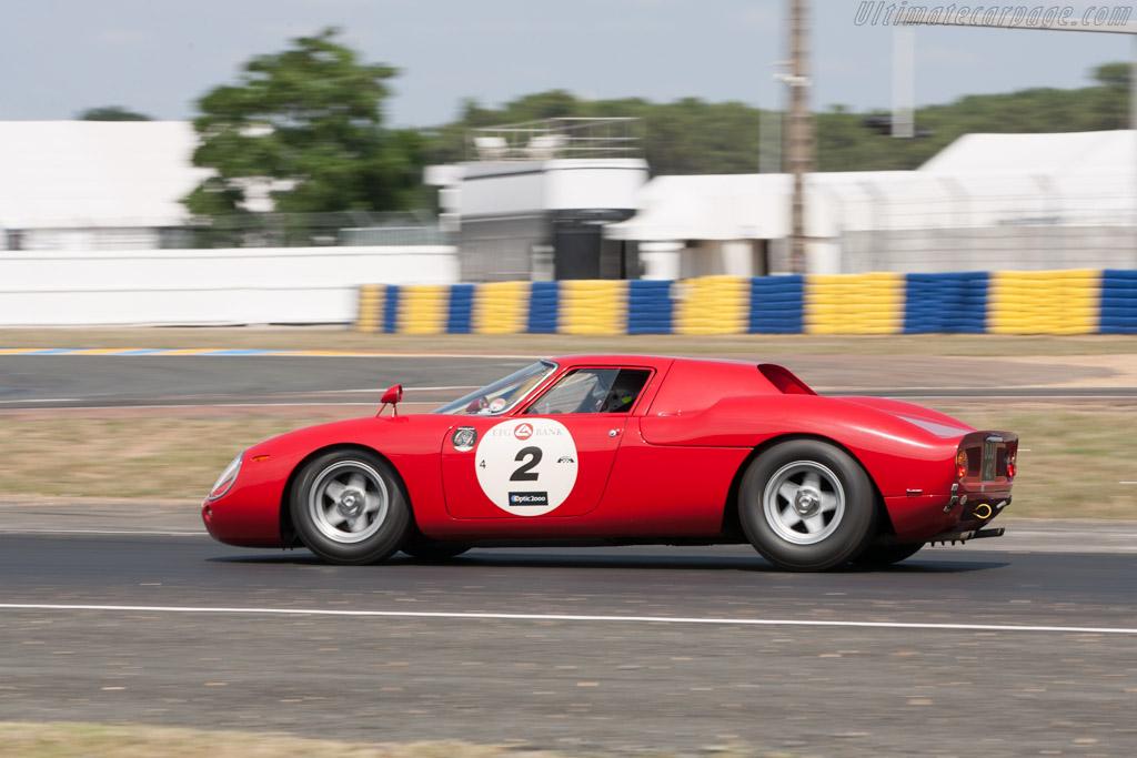 Ferrari 250 LM - Chassis: 6051   - 2010 Le Mans Classic