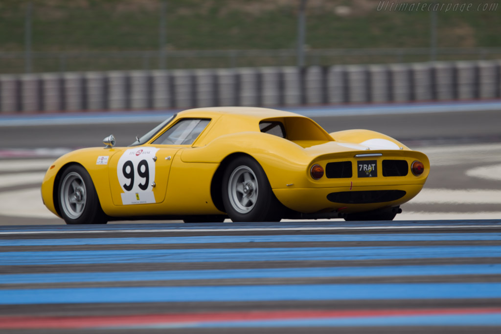 Ferrari 250 LM - Chassis: 6313   - 2013 Dix Mille Tours