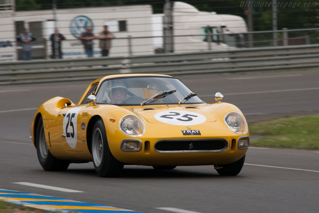 Ferrari 250 LM - Chassis: 6313   - 2013 24 Hours of Le Mans