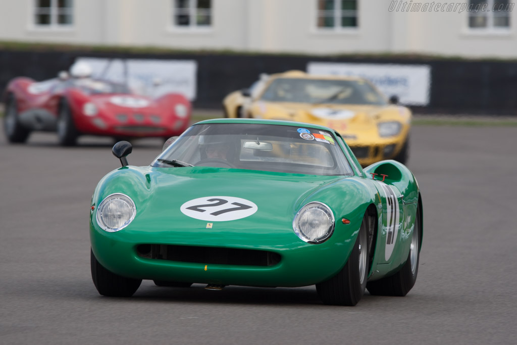 Ferrari 250 LM - Chassis: 8165   - 2011 Goodwood Revival