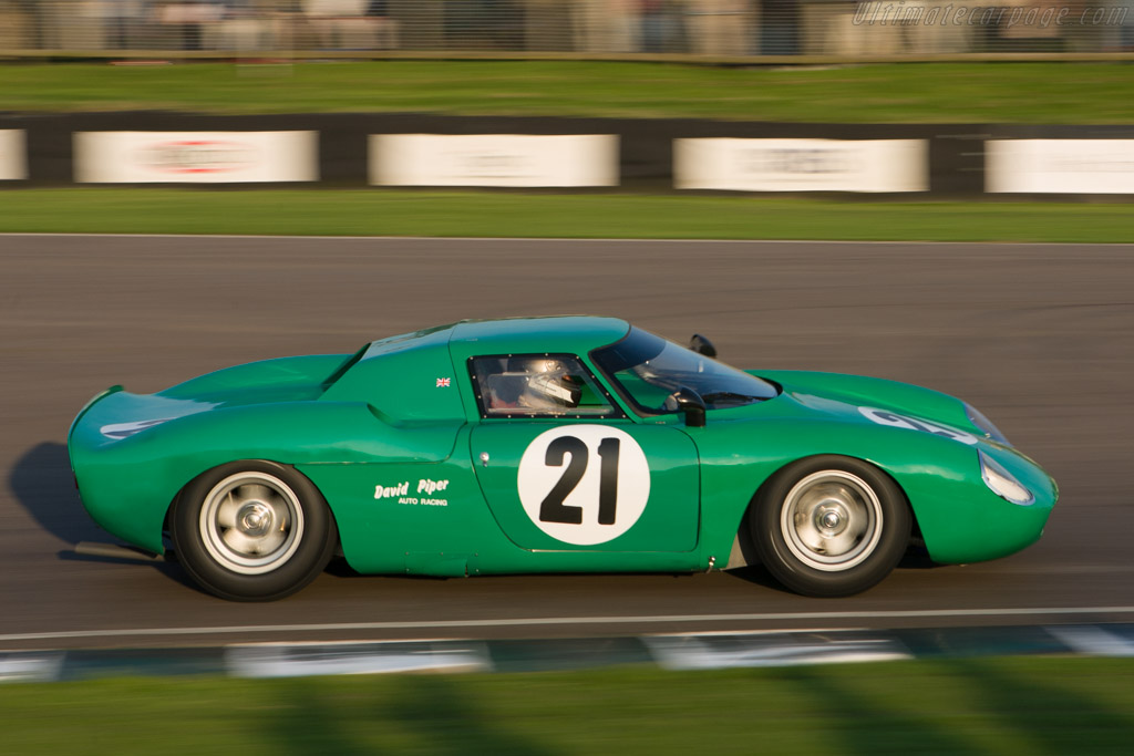 Ferrari 250 LM - Chassis: 8165   - 2008 Goodwood Revival