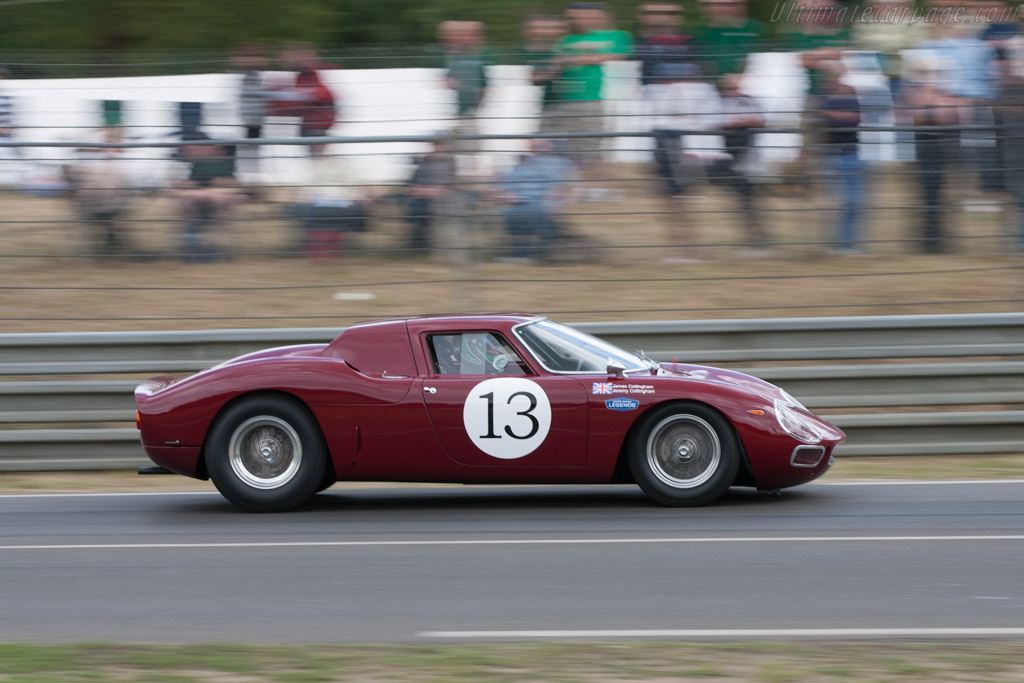 Ferrari 250 LM - Chassis: 6045  - 2011 24 Hours of Le Mans