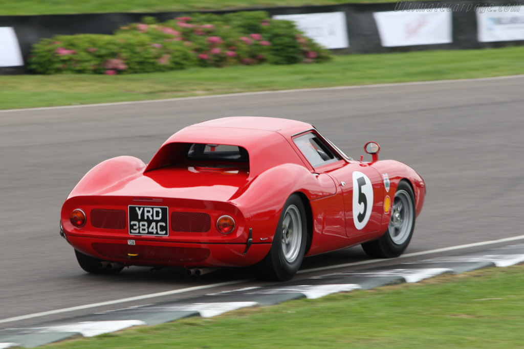 Ferrari 250 LM - Chassis: 6173   - 2007 Goodwood Revival