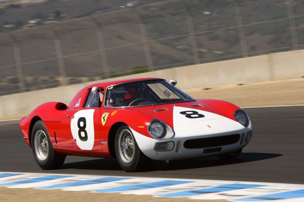 ferrari 250 lm chassis 5909 2007 monterey historic. Black Bedroom Furniture Sets. Home Design Ideas