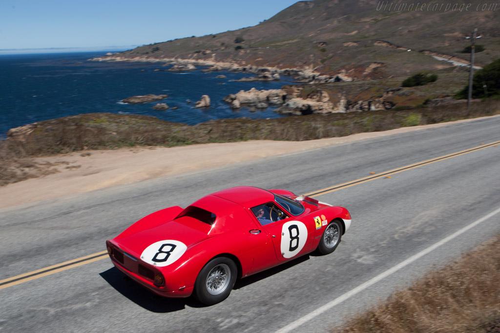Ferrari 250 LM - Chassis: 5909   - 2013 Pebble Beach Concours d'Elegance