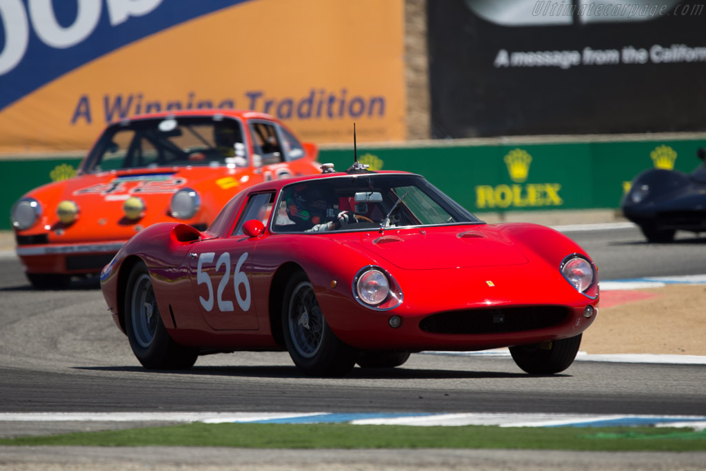 Ferrari 250 LM - Chassis: 6217   - 2014 Monterey Motorsports Reunion
