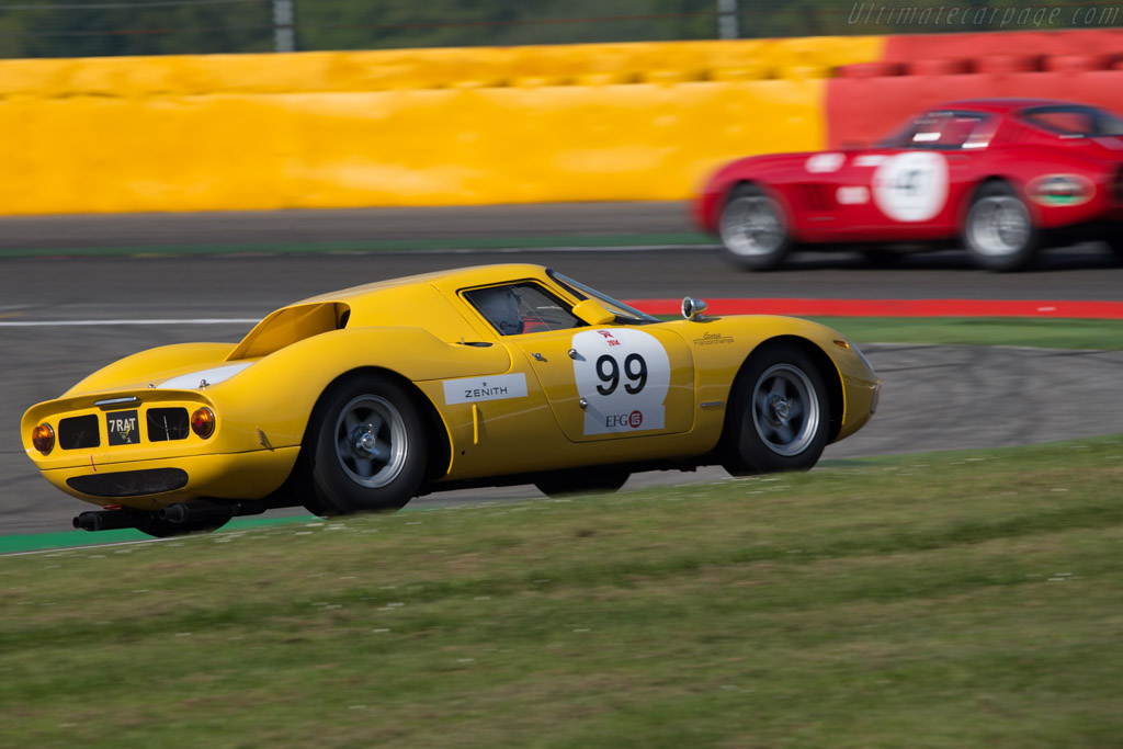 Ferrari 250 LM - Chassis: 6313   - 2014 Spa Classic