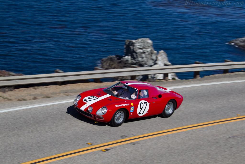 Ferrari 250 LM - Chassis: 6119   - 2015 Pebble Beach Concours d'Elegance